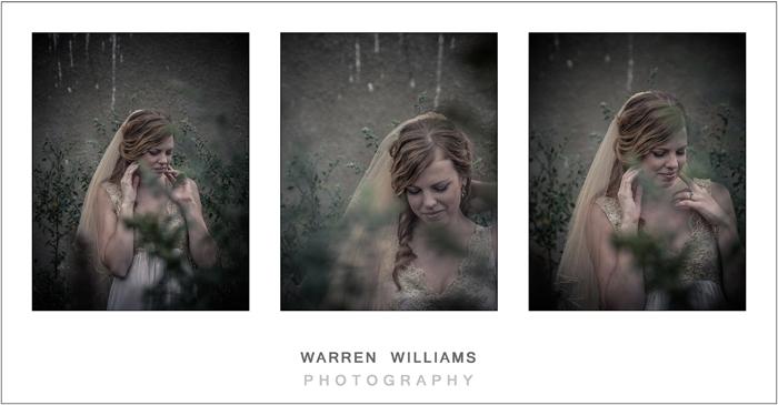 Warren Williams wedding Photography