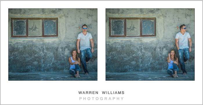 Warren Williams e-shoot