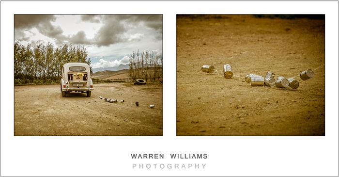 Vintage wedding cars, Warren Williams Photography