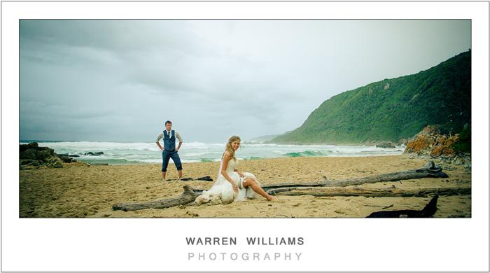 Eastern Cape beach wedding, Warren Williams Photography