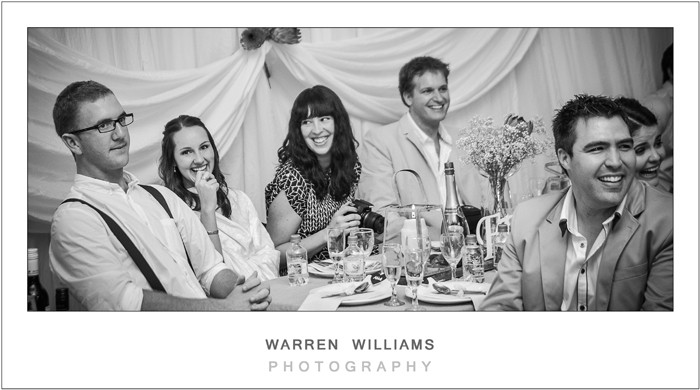 Bridal party, Warren Williams Photography