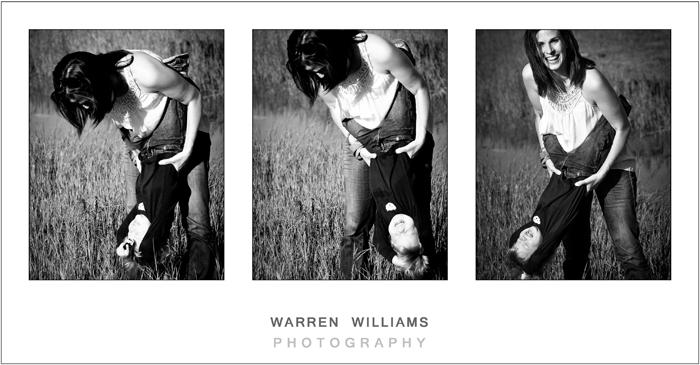 Knysna family photo shoot, Warren Williams photography