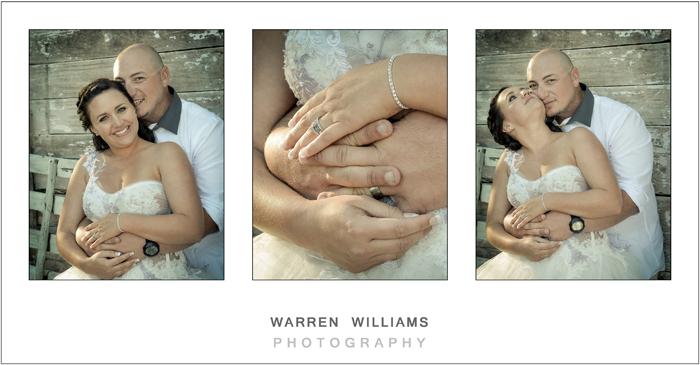 Warren Williams popular Cape Town based wedding photographer