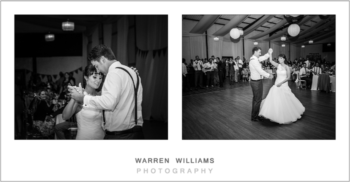 First wedding dance, Slipperfields