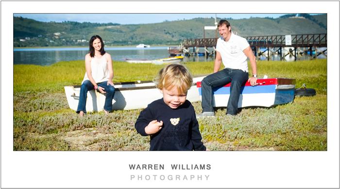 Warren Williams Photography, Knysna family photo shoot