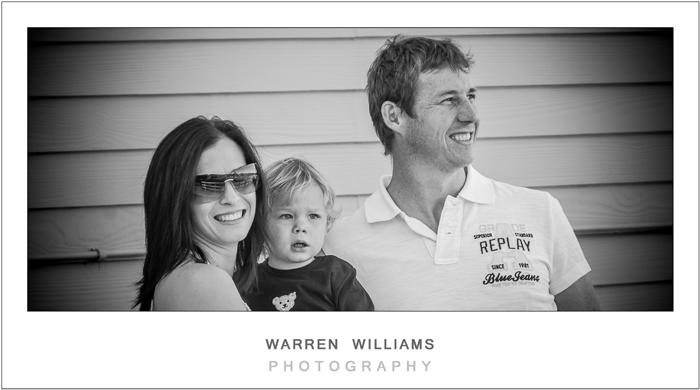 Anzelle and Rob Cornforth, Warren Williams Photography