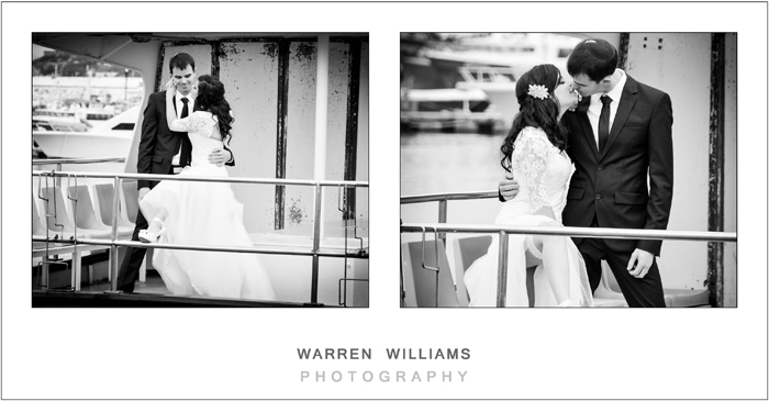 Warren Williams Photography International wedding photographer