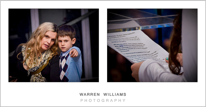 Warren Williams Photography photographs upmarket event with style