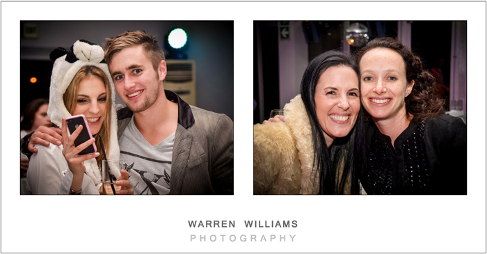 Warren Williams Photography photographs Bat Mitzvah in Cape Town