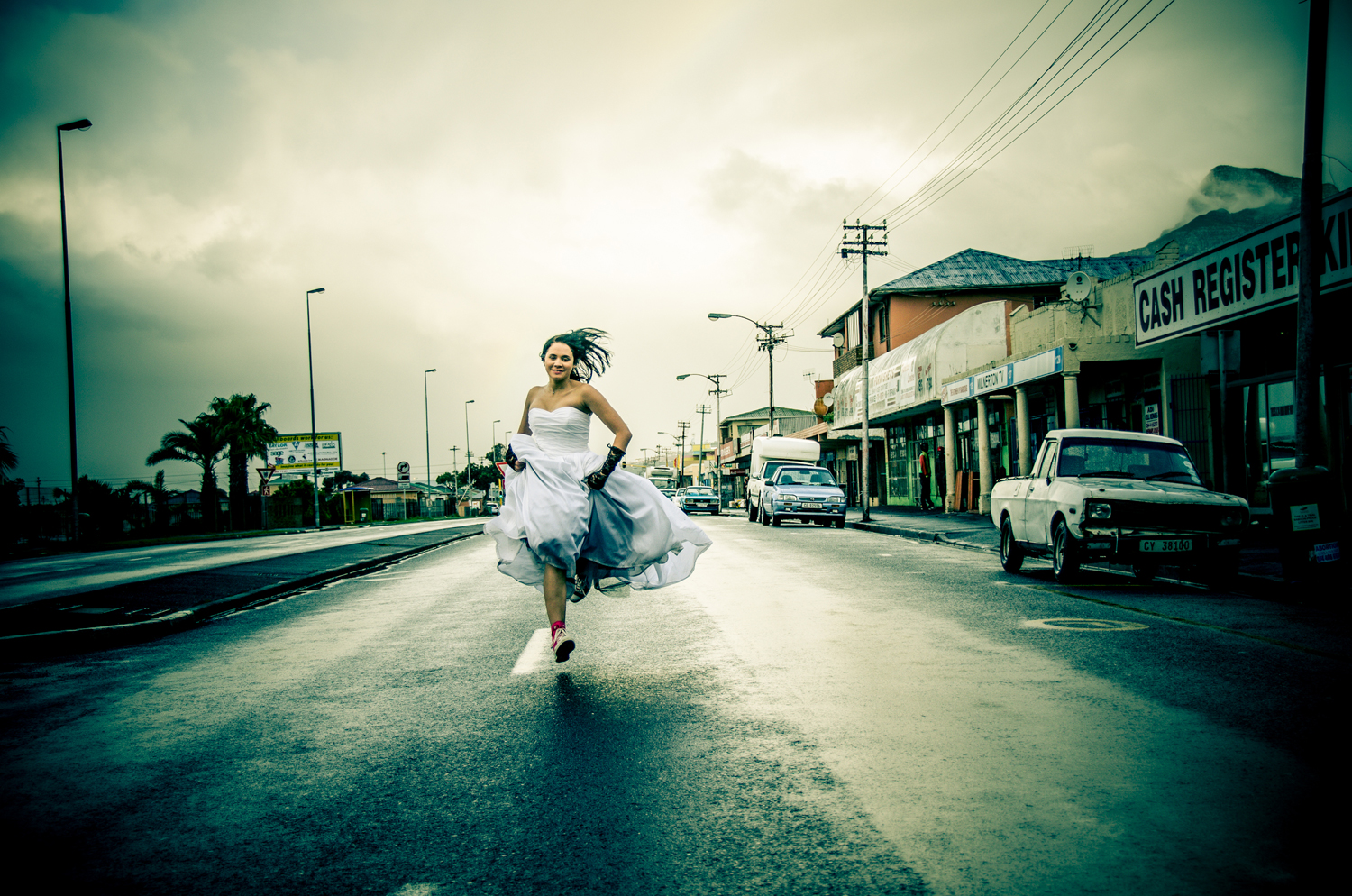 Gerard and Jonelle: Trash the Dress