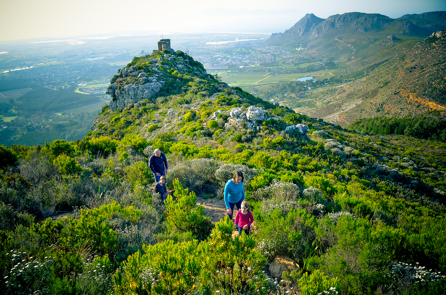 The Wenman Family, Elephant's Eye, Silvermine