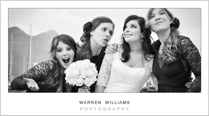 Warren Williams Photography captures amazing bridal images