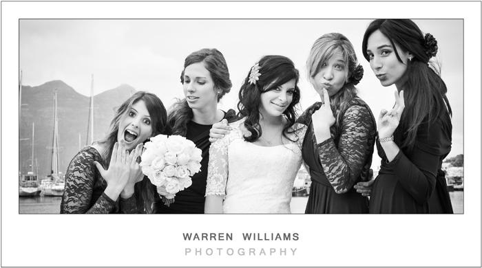 bridesmaids photo shoot