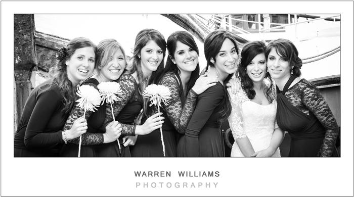 Warren Williams Photography popular Cape Town wedding photographer