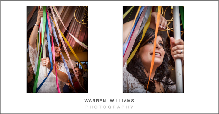 Jewish Hora with Warren Williams Photography