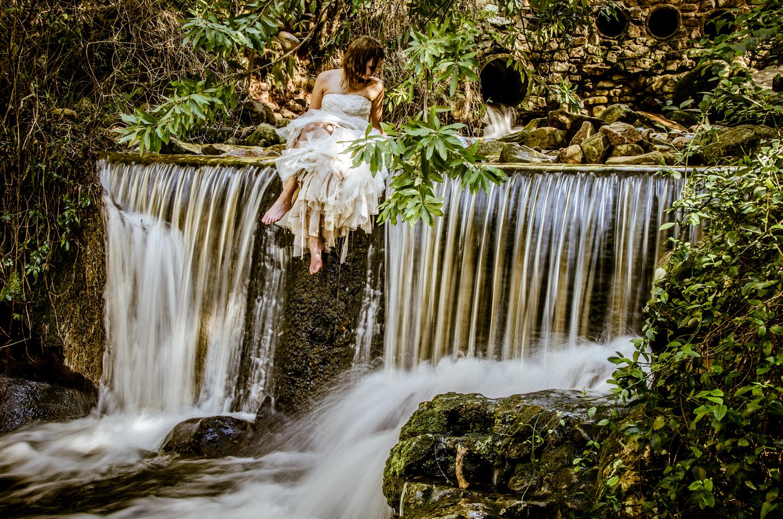 Juanita and Johan, Trash the Dress, Newlands Forest