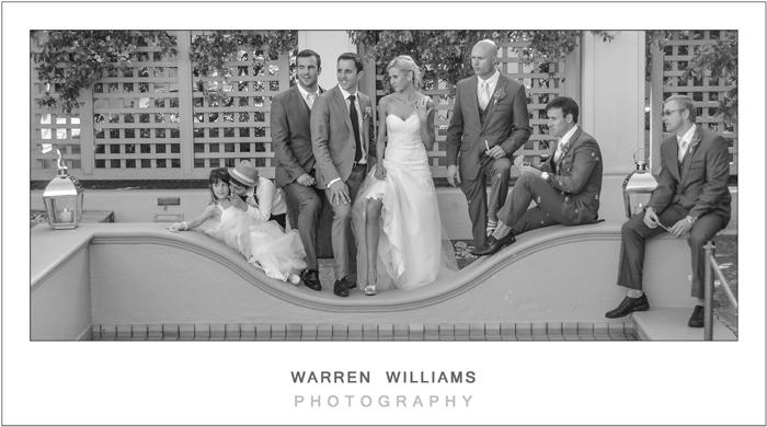 Warren Williams Photography shoots classic wedding
