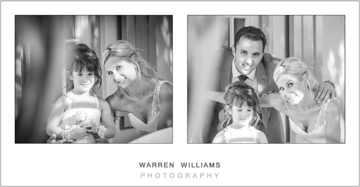 Warren Williams Photography shoots Shirley and Juan's wedding