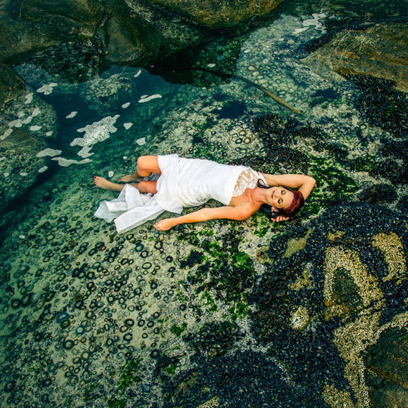 Hein and Almari, Trash the Dress