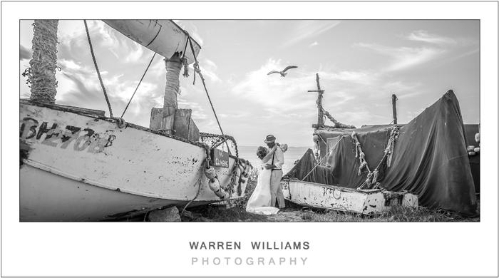 Strandloper Top Cape Town wedding photographer Warren Williams