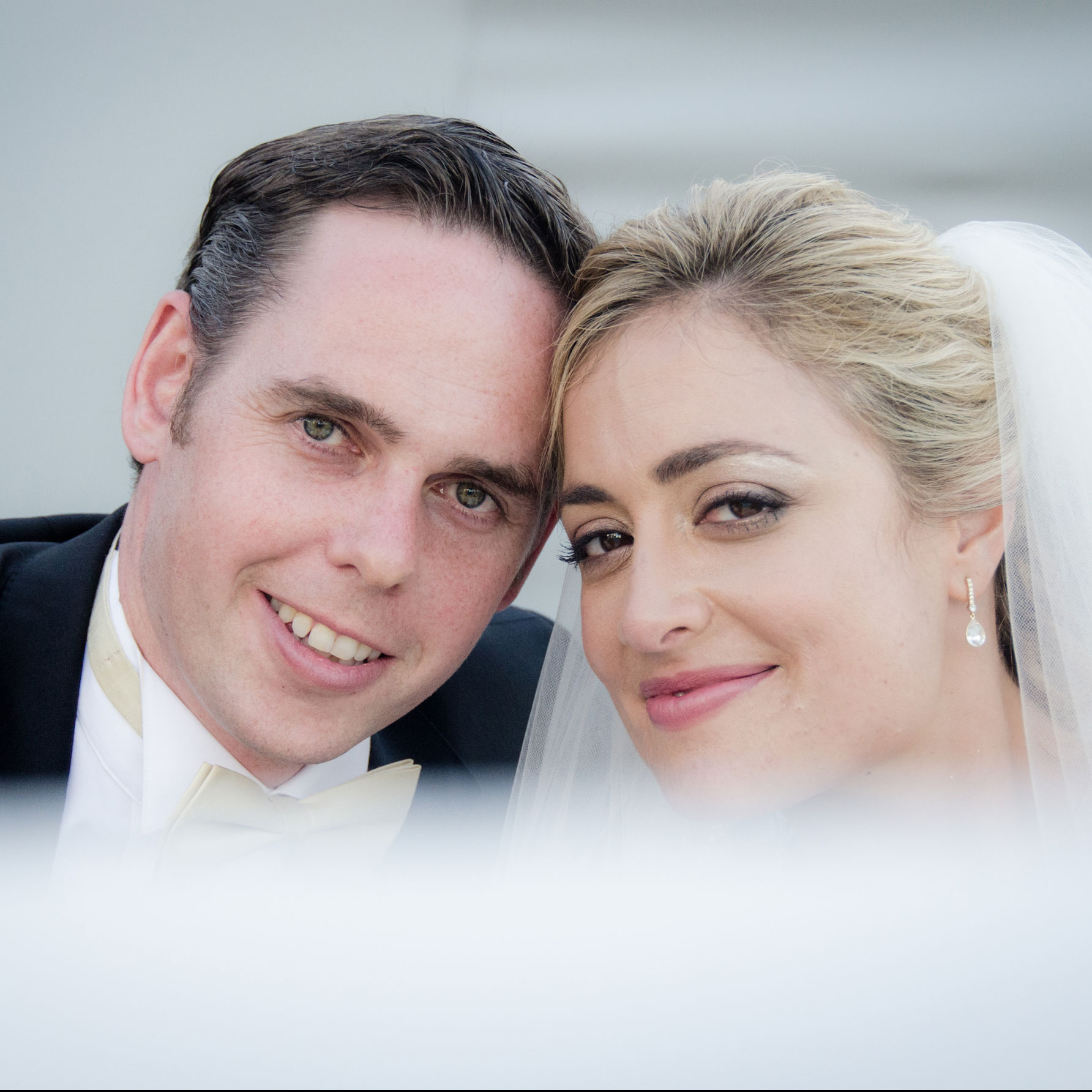 Oliver and Michelle, Granger Bay Hotel School
