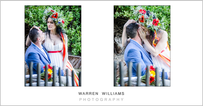 Christian and Katya: Whale View Manor, Simonstown