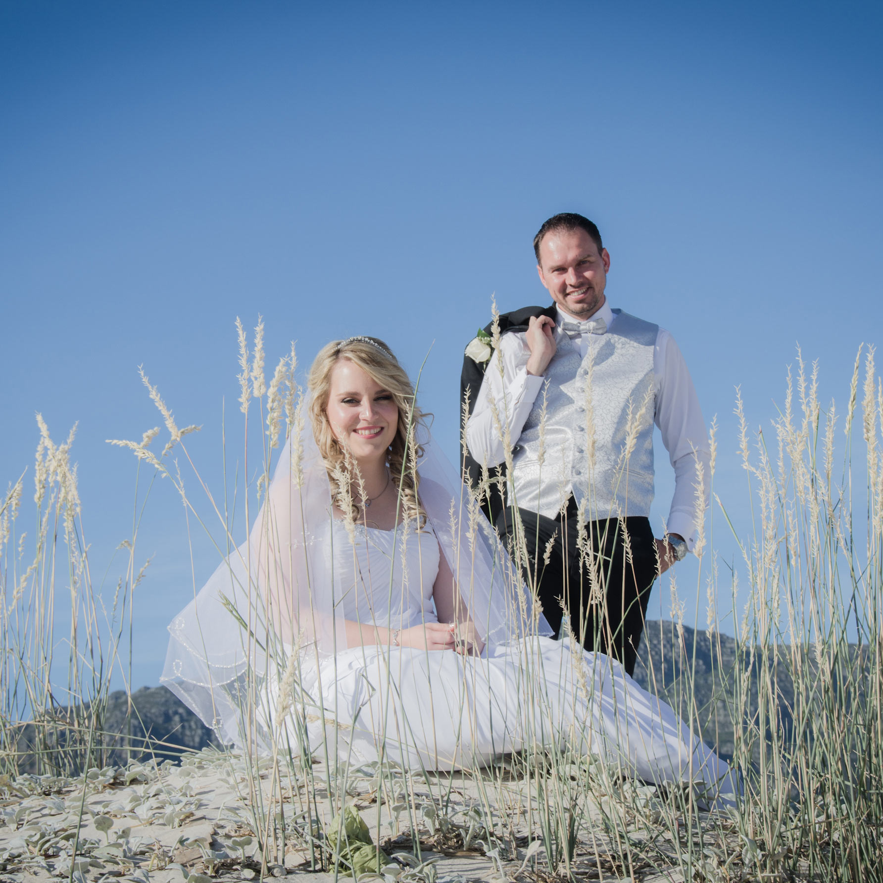 Aimee and Andrew, Suikerbossie