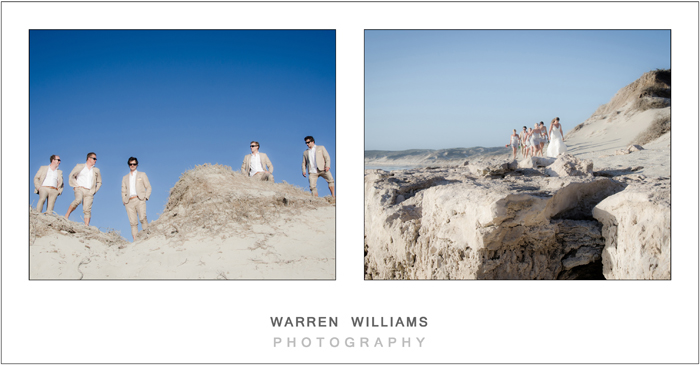 Wayne and Lauren, Boesmanland, Langebaan