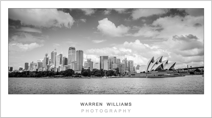 Sydney from ferry