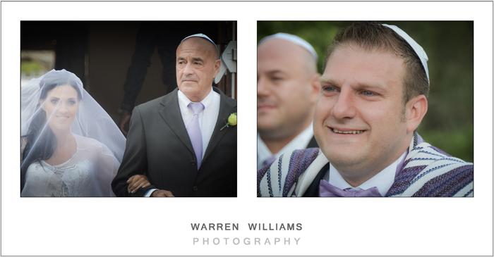 Cape Town Jewish wedding photographers