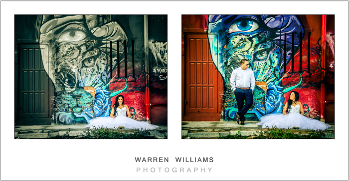 Best Cape Town Trash the Dress Warren Williams Photography