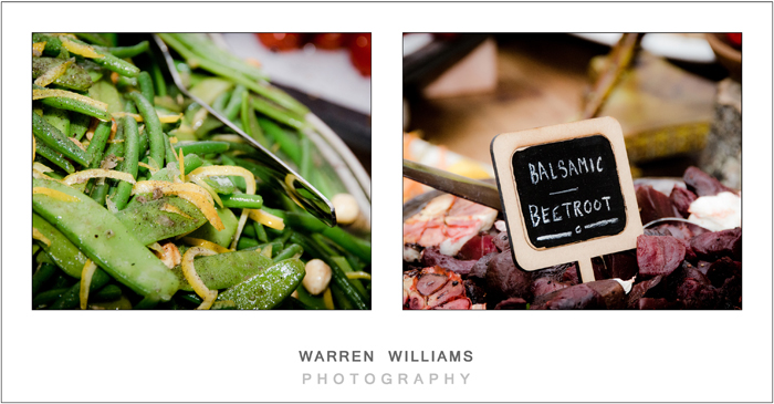 Carolyn's Catering Warren Williams Photography