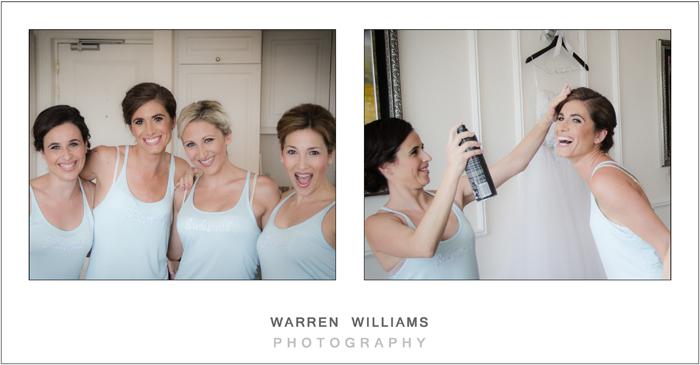 Amazing bridesmaids