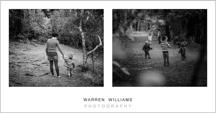 The Williams Family, Newlands Forest-17