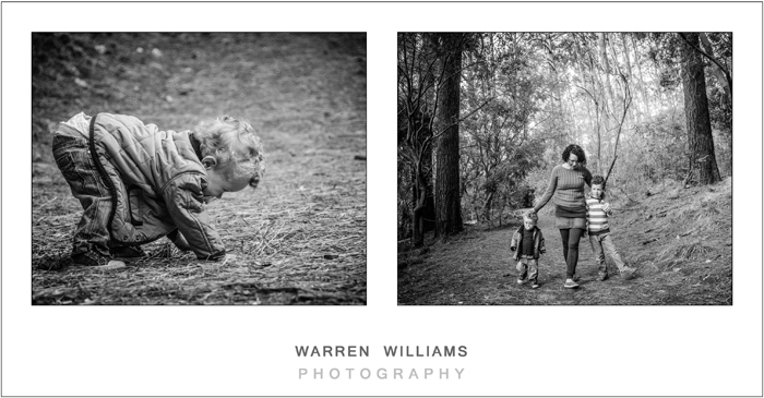 The Williams Family, Newlands Forest-19