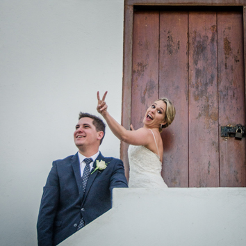 Gregg and Lauren, Millhouse Kitchen, Lourensford