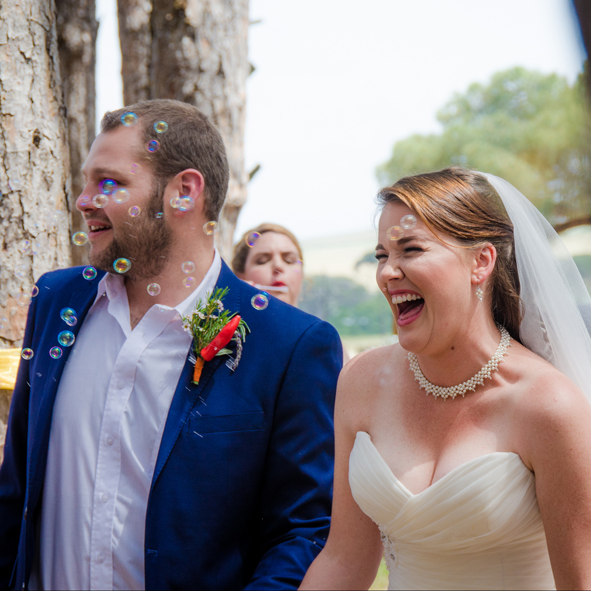 Tarryn and Willy, Winery Road Forest