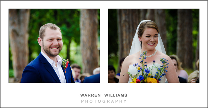 Winery Road Forest top wedding venue Warren Williams Photography