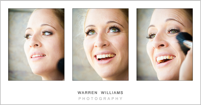 Cape Town hair and make-up artists, Warren Williams Photography
