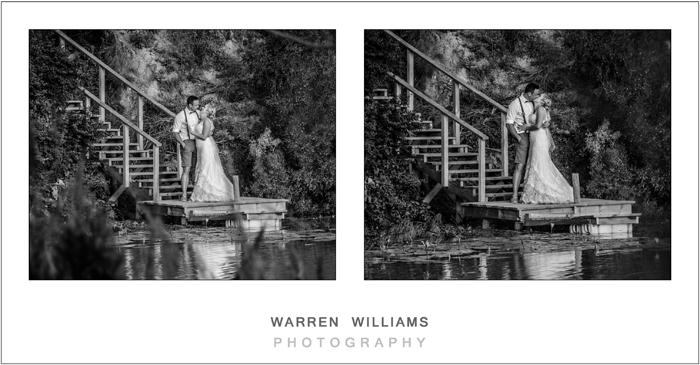 Outstanding Cape Town wedding photographer Warren Williams