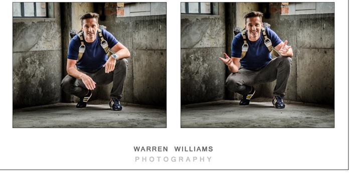 Rob Grey, professional image branding portfolio