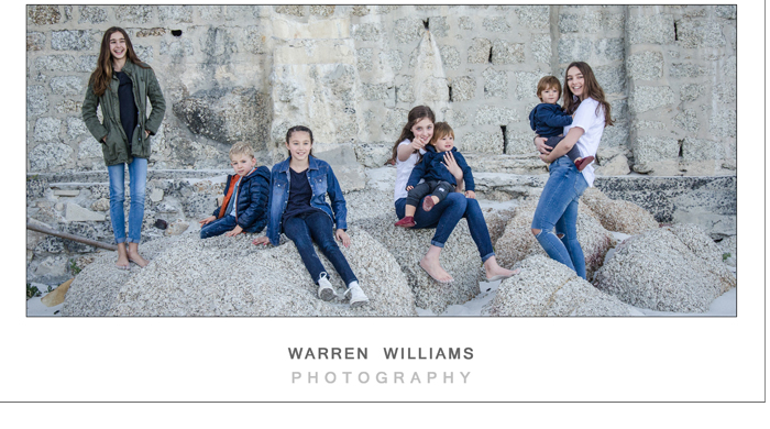 natural family photography Warren Williams