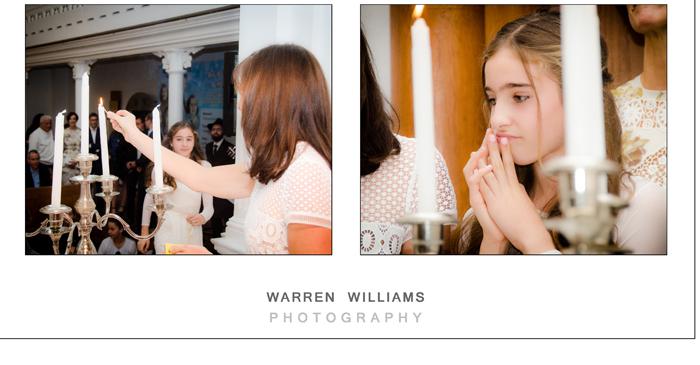 Warren Williams Photography Bat Mitzvah