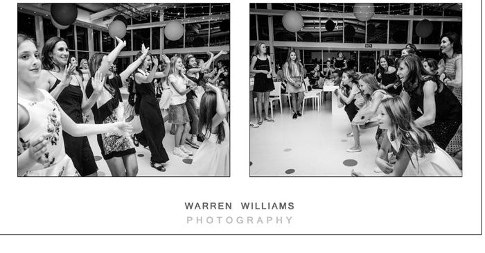 Taya's Bat Mitzvah Warren Williams Photography Bree Street Studios