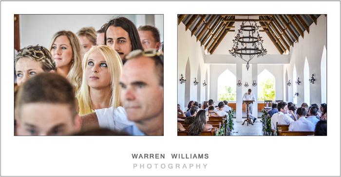 Montpellier weddings, Warren Williams Photography