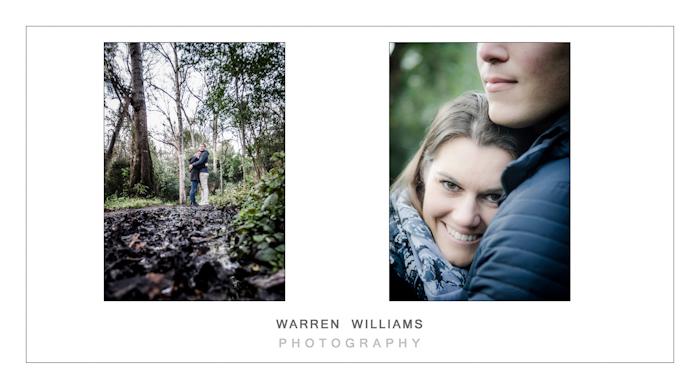 Josh and Mandy, Klaasenbosch Trail