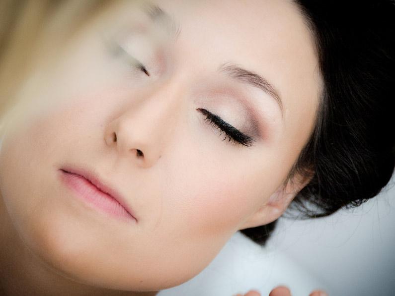 Through the lens Alicia Buckle makeup