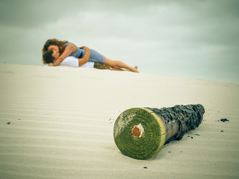 Creative beach e-session Through the lens Warren Williams Photography