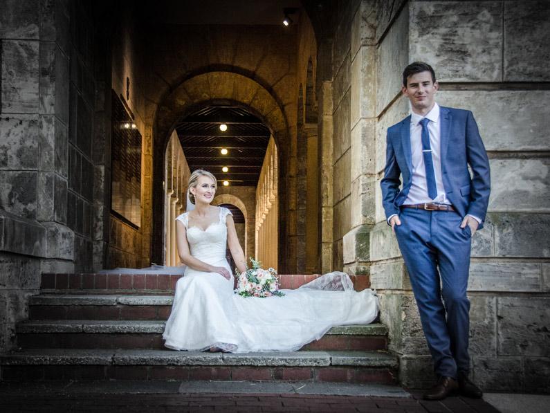 Through the lens Australian wedding Warren Williams Photography