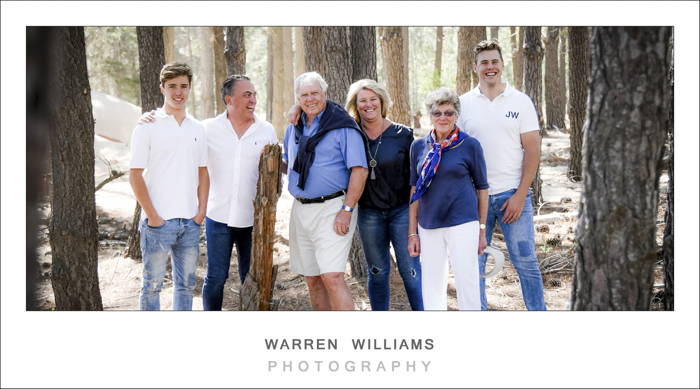 Warren Williams Photography Theewaterskloof family photos